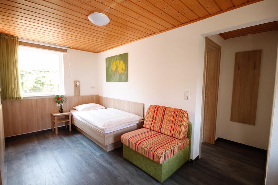 Wirtshaus am Treidelpfad Haßmersheim Einzelzimmer2
