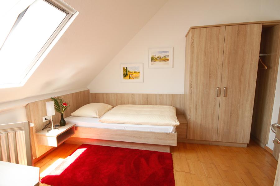 Wirtshaus am Treidelpfad Haßmersheim Einzelzimmer3
