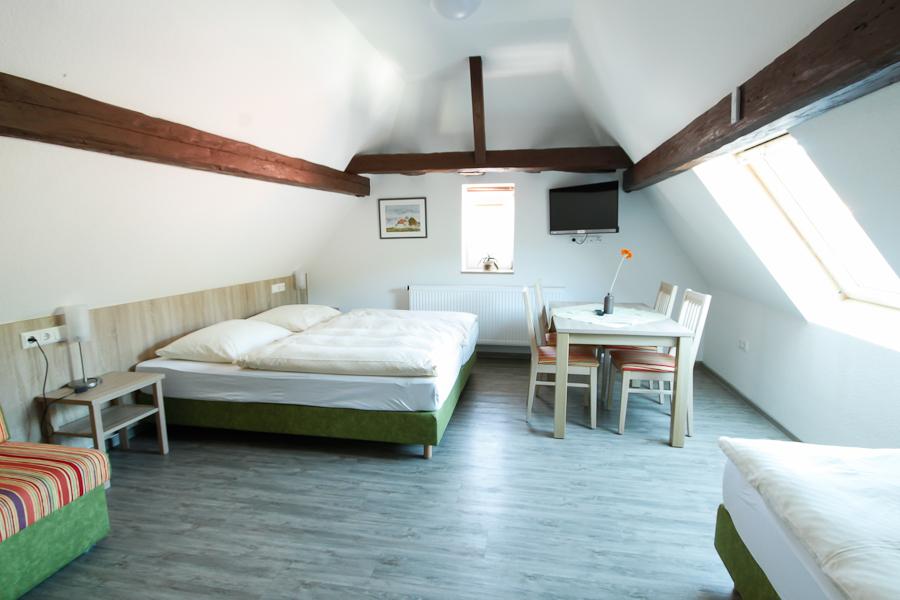 Wirtshaus am Treidelpfad Haßmersheim Ferienwohnung - schlafen